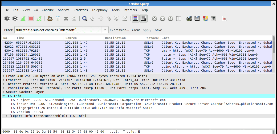 Suriwire – To Linux and beyond !